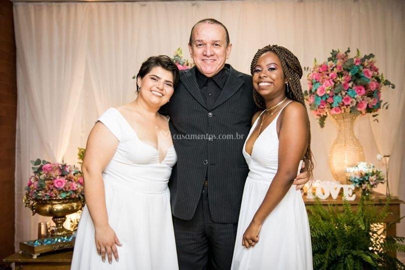 Casamento de Laila e Lineana