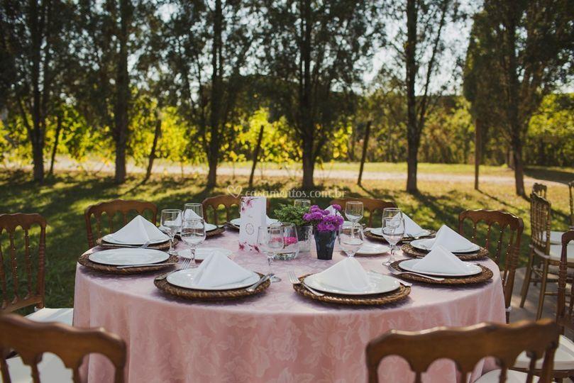 Decoração bodas