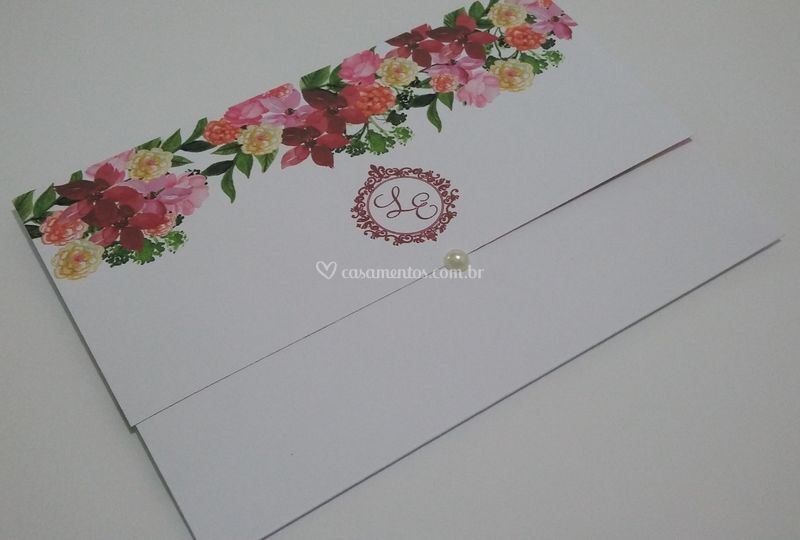 Floral Rosê