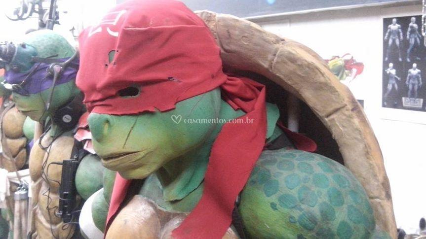 Rafael - Tartaruga Ninja