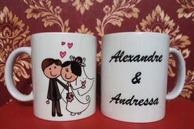 Andressa Flores e Presentes