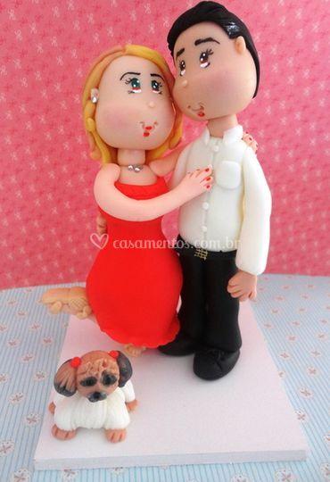 Noivinhos Casamento Civil