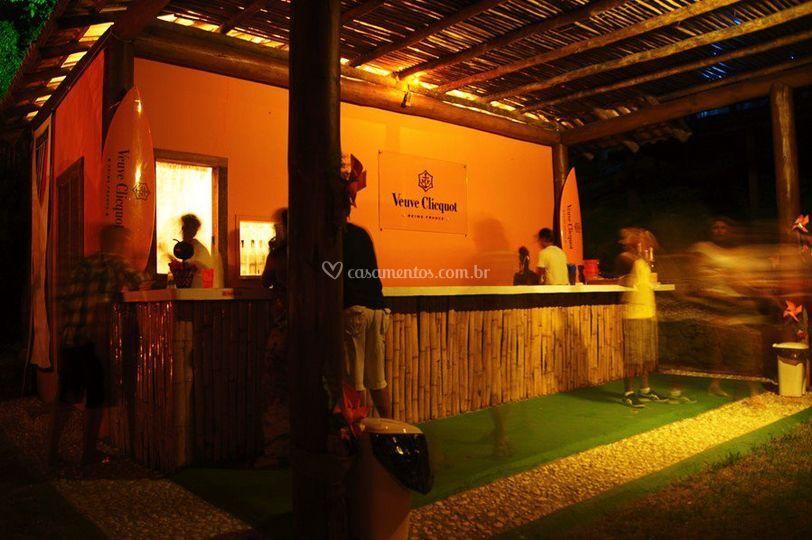 Bar lounge festa