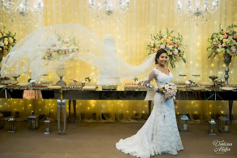 Casamento Kamilla  e Breno