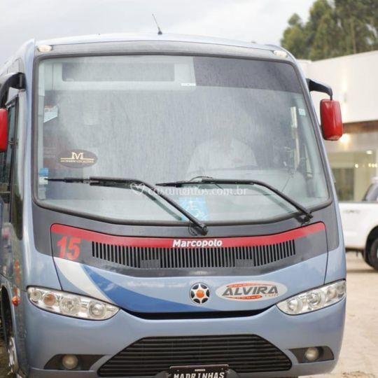 Micro- ônibus operção madrinha