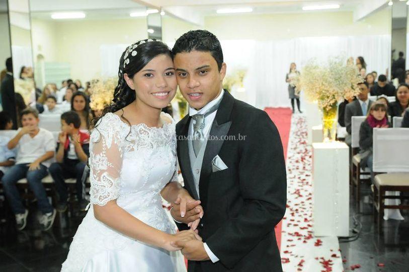 Casamento Juliana e Wesley