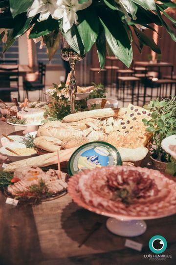 Cris Isoton Catering & Eventos