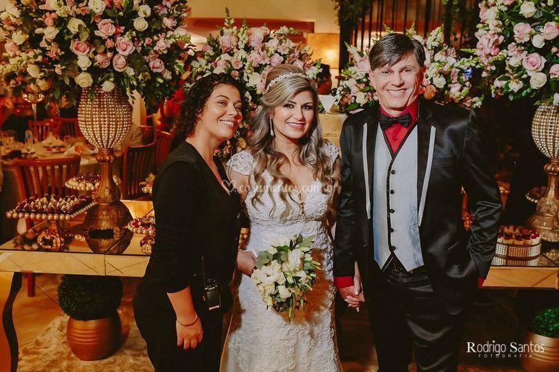 Fotos com noivos