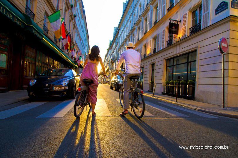 Ensaio em Paris