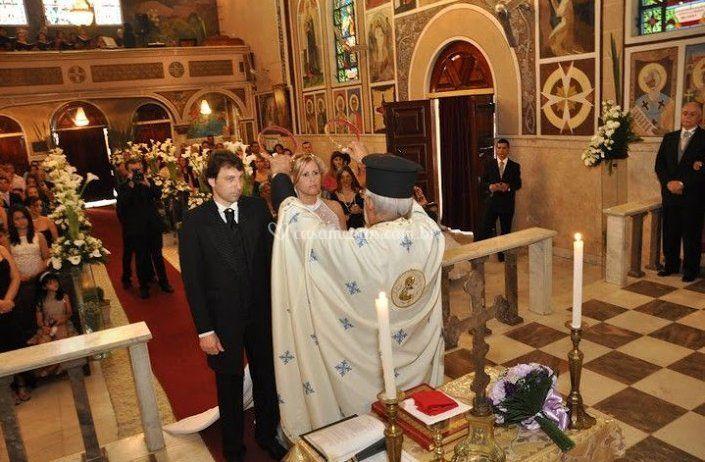 Celebrando a missa