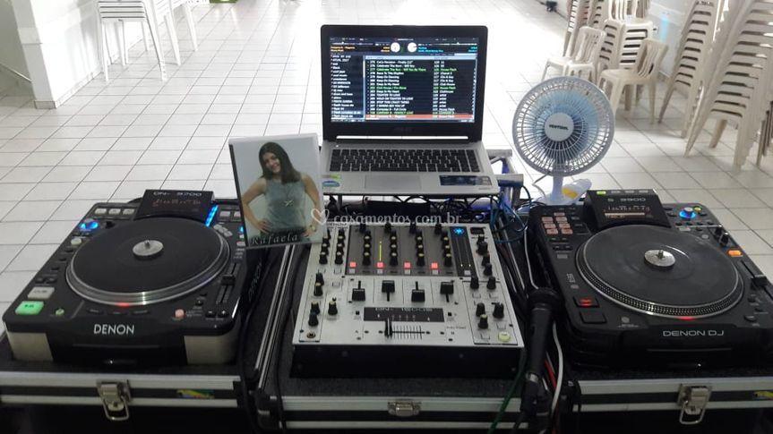Kit dj