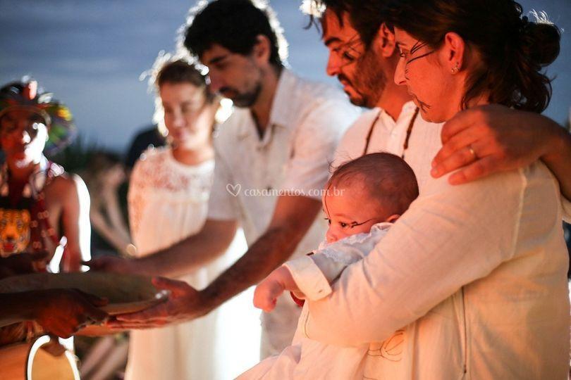 Batizado: Brancos x Índios