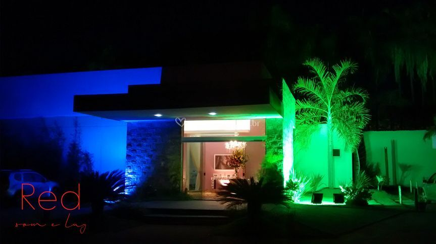 Iluminação Externa