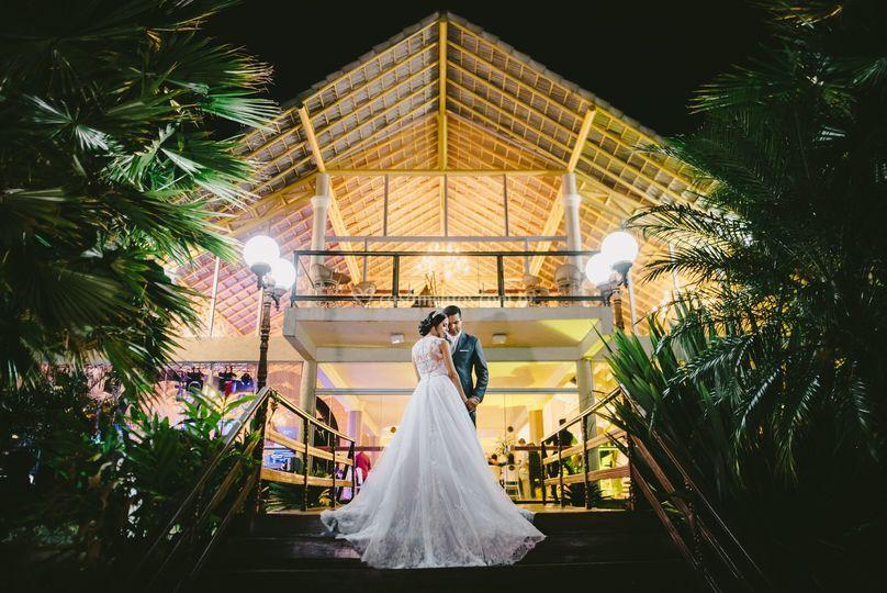 Casamento Casa de Vidro