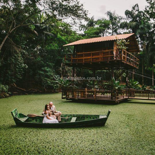 Ensaio Cabanas Encantadas