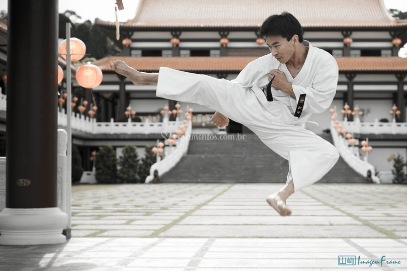 Juscelino - Karate