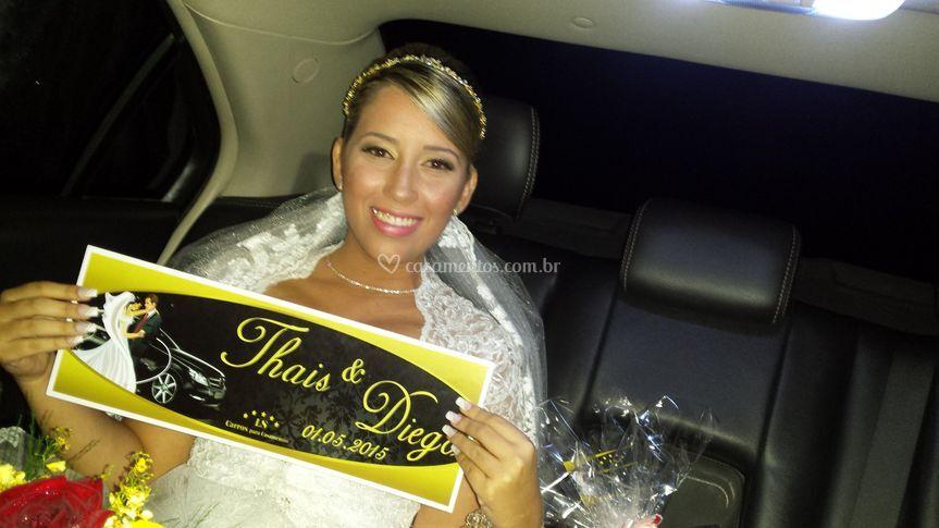 Noiva Thais