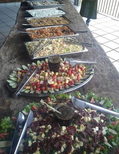 O melhor buffet para seu evento