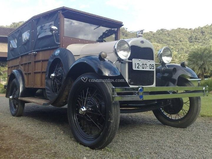 Ford Wood 1929