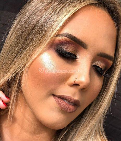 Flávia Auboch Makeup