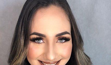 Flávia Auboch Makeup 2