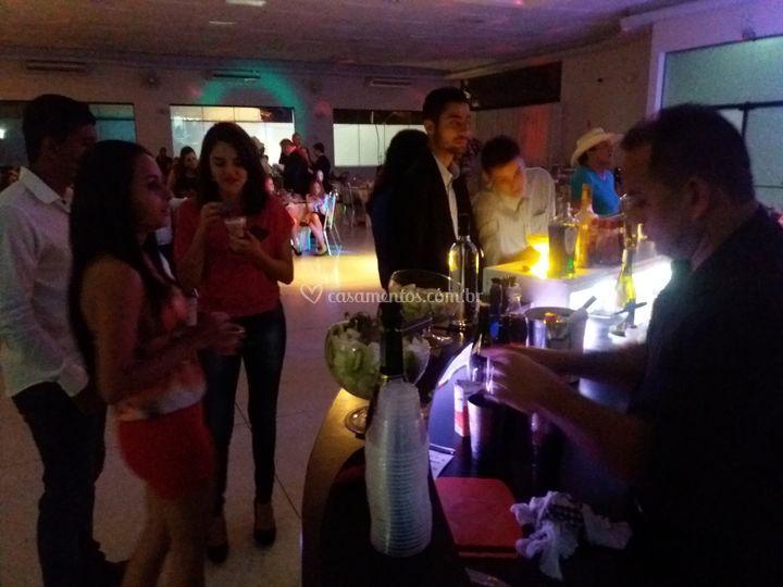 Bartenders experientes