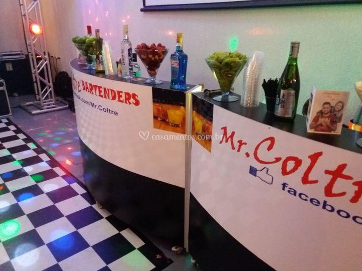 Mr.Coltre Bartenders