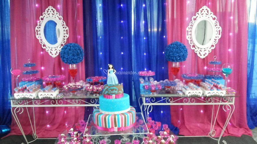 Decoração/bolo