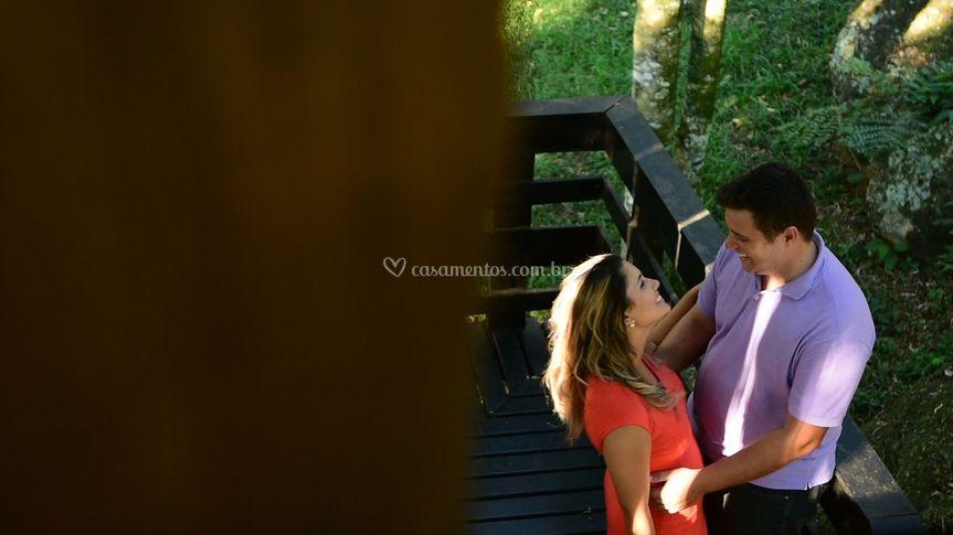 Love story : Lais e Eduardo