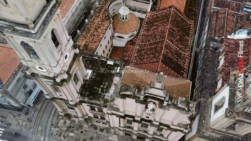 Imagem aérea