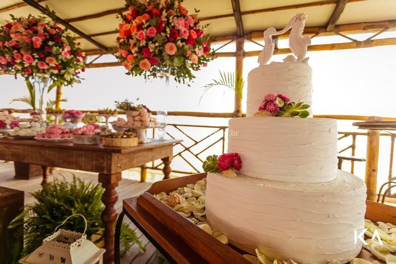 Casamento na Praia - Niterói