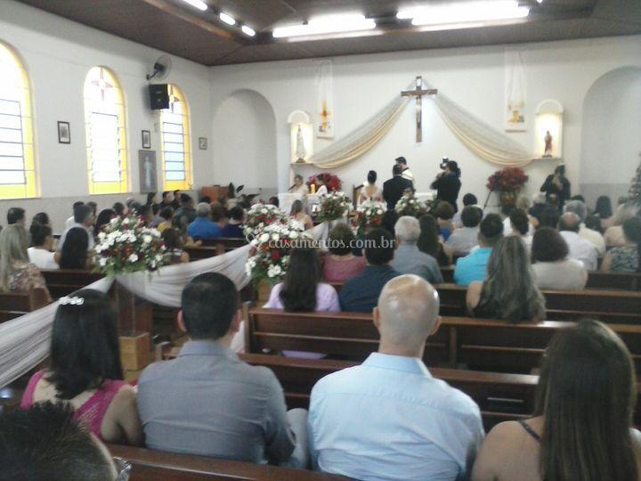 Cerimonial Religioso em Itaí