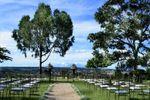 Jardim decorado de Haras Bela Vista