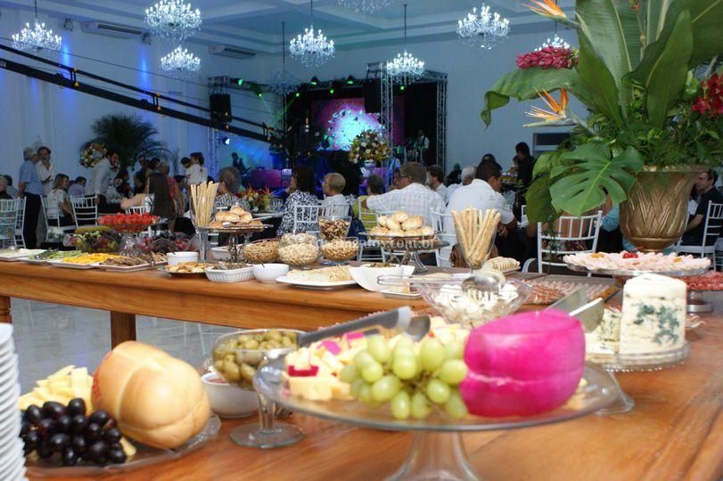 Buffet La Fiancé Eventos e Produções