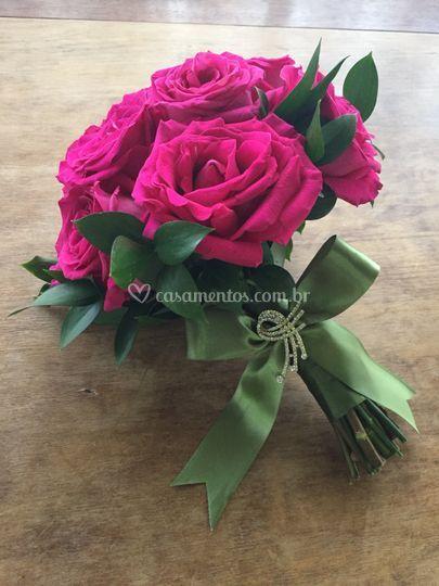 Buquê rosas importadas
