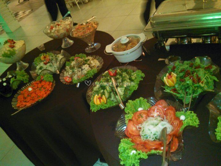 Salão de Festas e Buffet Mulling