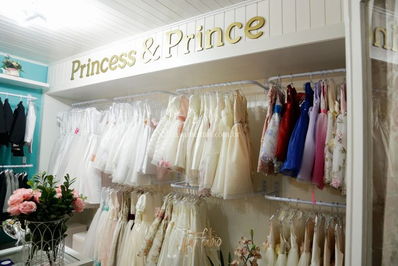 Showroom Princess & Prince