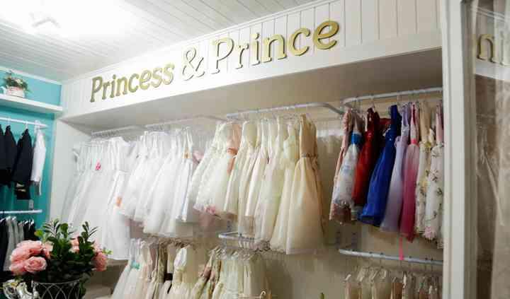 Showroom Princess & Prince