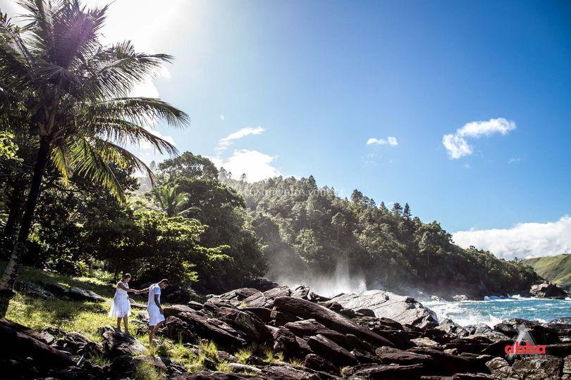Um Paraíso Tropical