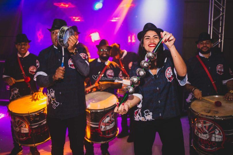 Fervo Samba Show