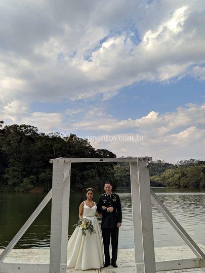 Aline e Scott