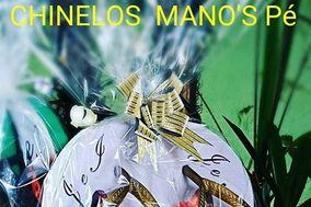 Chinelos Mano's Pé