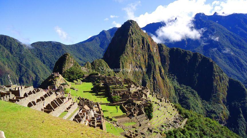Peru - Aério promocional