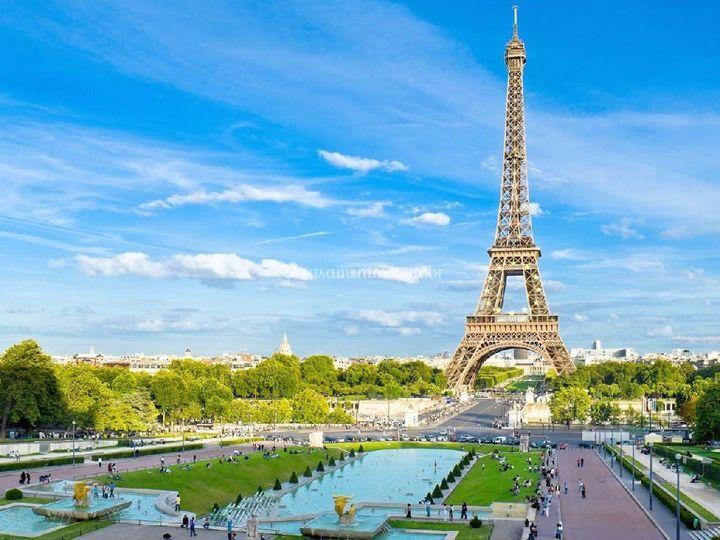 París - Roteiro Romantico