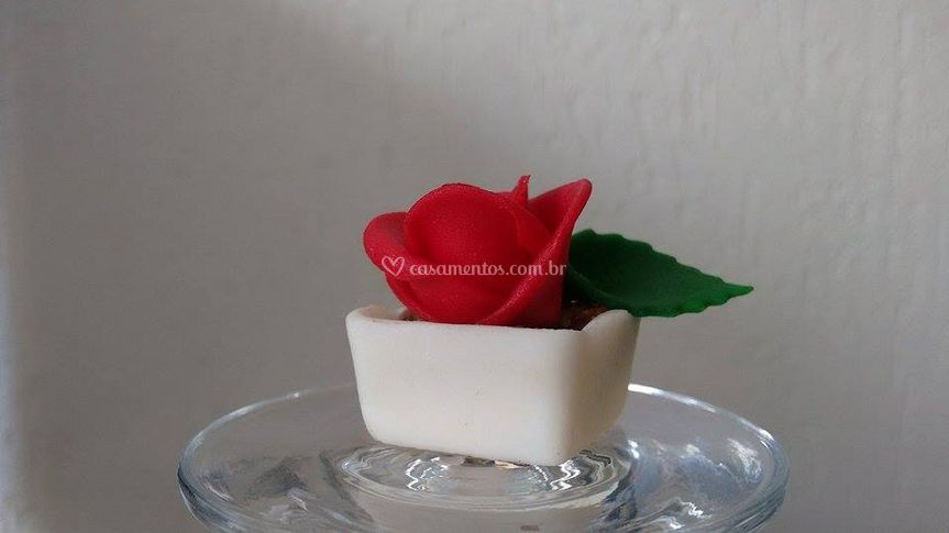 Cup. Rosa
