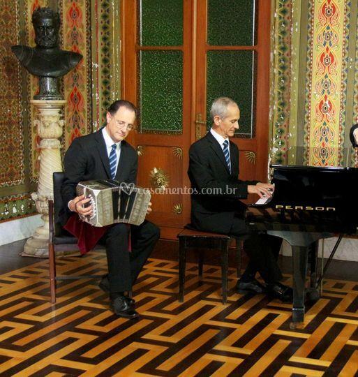 Bandoneon & Piano