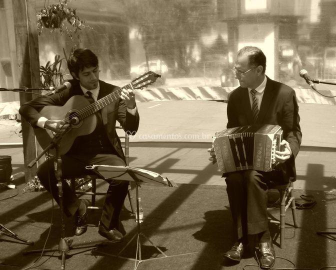 Bandoneon & Violão