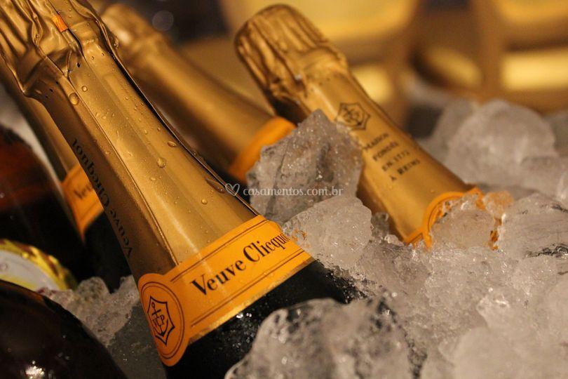 Champagnes Geladíssimas