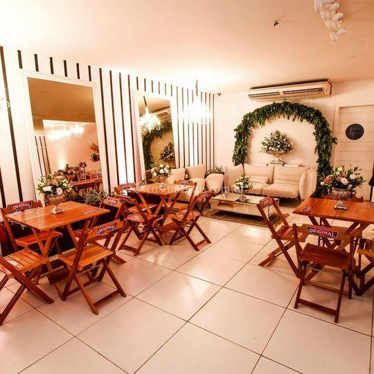 Barzinho e Lounge
