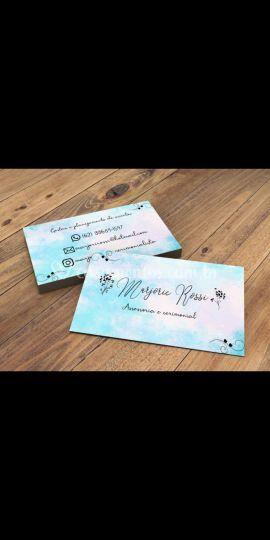 Nosso cartão de visitas!